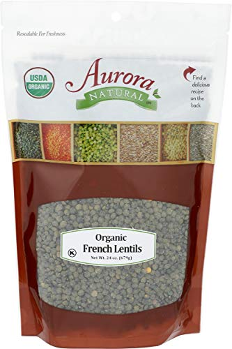 Whole Foods Market Lentils French Organic, 24 Ounce