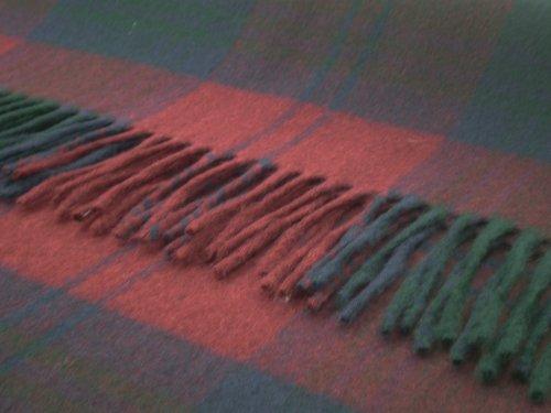 Highland Tweeds Tagesdecke Lindsay, Schottenkaro