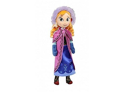 Vamos - 088255 - Peluche Frozen - Anna De La Reine des Neiges - 40 Cm