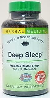 Deep Sleep Herbs Etc 120 Softgel by Herbs Etc.