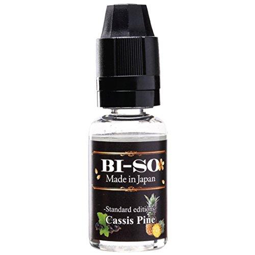 電子タバコ リキッド カシスパイン 国産ブランドBI-SO Liquid 15ml