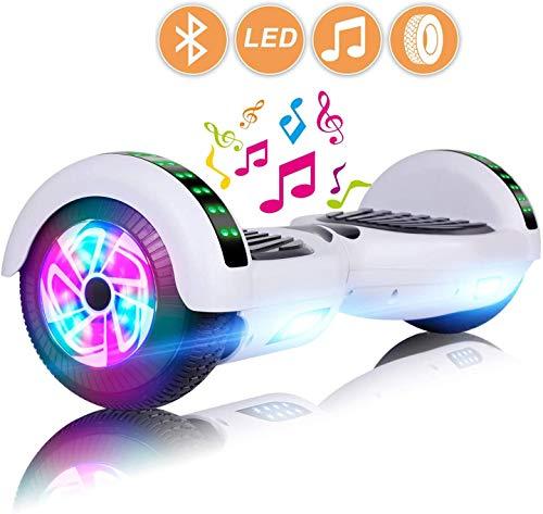 SanyaoDU 6.5' autobilanciante Scooter Hover Consiglio Ruote luci a LED per i Bambini Adulti