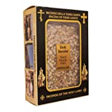 TerraSantaStore - Quemador aromático de resina de incienso aromático Nard Granular iglesia aromaterapia Jerusalén 450 gr 16 oz Tierra Santa