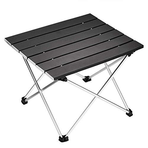 Silla plegable portátil plegable de aluminio que acampaba escritorio de la tabla...