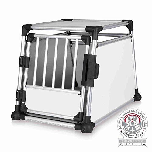 Trixie 39340 Transportbox, Aluminium - 3