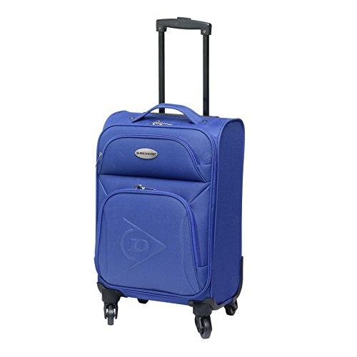 Dunlop rolkoffer set, 41.102 liter, blauw