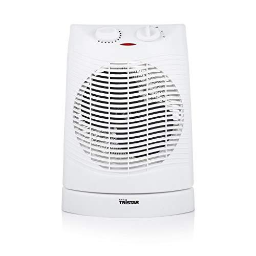 Tristar KA-5034 Calefactor eléctrico, 2000 W, Blanco