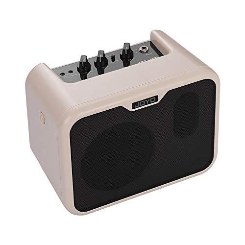 Muslady JOYO MA-10B Mini Altavoz Amplificador de Bajos Elé