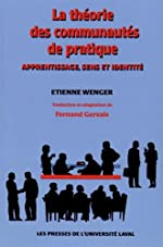 Théorie des communautés de pratique d'Etienne Wenger