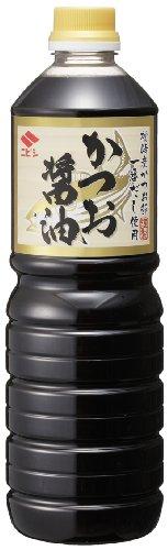 ニビシ 枕崎かつお醤油 1L