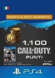 Questo bundle include 1.000 punti Call of Duty  (PC) e 100 PC bonus (il 10% in più).    I punti Call of Duty  sono la valuta di gioco di Modern Warfare  da utilizzare per ottenere nuovi contenuti per la modalità Multigiocatore e per le Operazioni Spe...