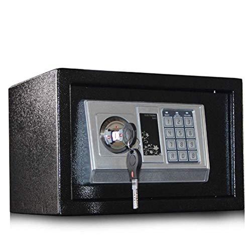 Cajas de seguridad para el hogar Completamente de acero Inicio Caja de seguridad, de acero de seguridad digital, caja de la cerradura, Cash Box, Caja de seguridad for la oficina o uso en el hogar, joy