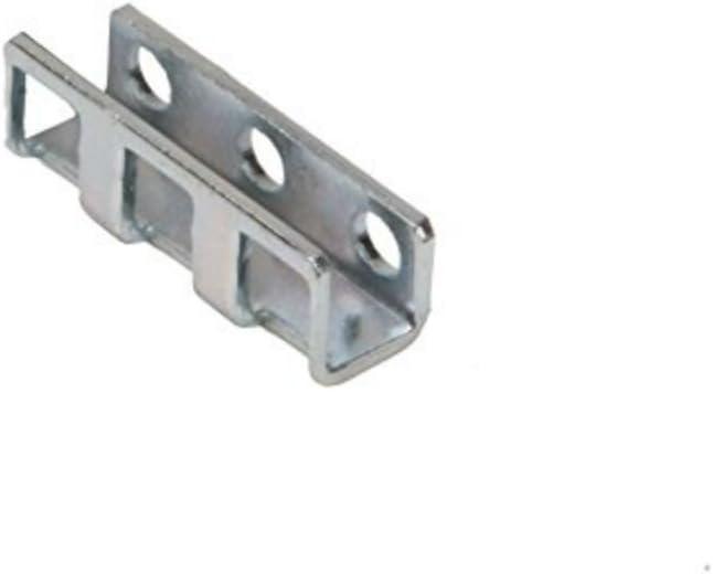 RackSolutions 1U Conversion Bracket 2-Bends - 0.59