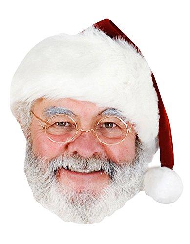 STAR CUTOUTS - Stsm111 - Masque pour Adulte Père Noel