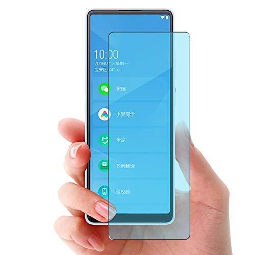Vaxson 3 Stück Anti Blaulicht Schutzfolie, kompatibel mit XIAOMI Qin 2 Pro, Bildschirmschutzfolie Anti Blue Light [nicht Panzerglas]