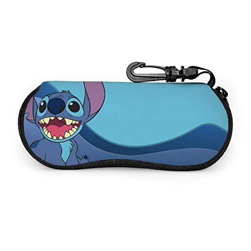 Lilo Stitch - Funda para gafas unisex con mosquetón, para adolescentes y niñas