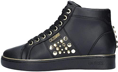 Guess FL7BEK Sneakers con Lacci in Ecopelle da Donna