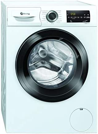 Balay 3TS994B lavadora Independiente Carga frontal Blanco 9 kg 1400 RPM A+++