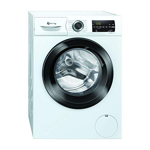 Balay 3TS994B lavadora Independiente Carga frontal Blanco 9 kg 1400 RPM A+++
