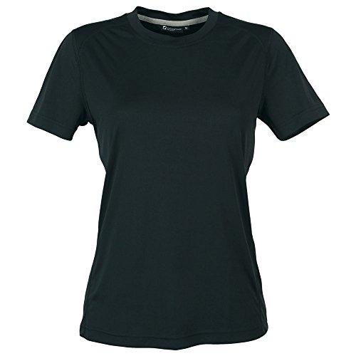 Cool Sport Women Functioneel shirt, damesshirt, T-shirt, sneldrogend, getailleerd, verschillende kleuren, merk Schwarzwolf outdoor, product