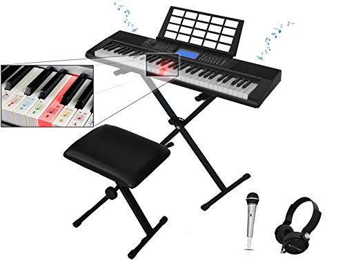 Technical Pro, 61-Key Portable Keyboard (PIA6100). Buy it now for 187.99