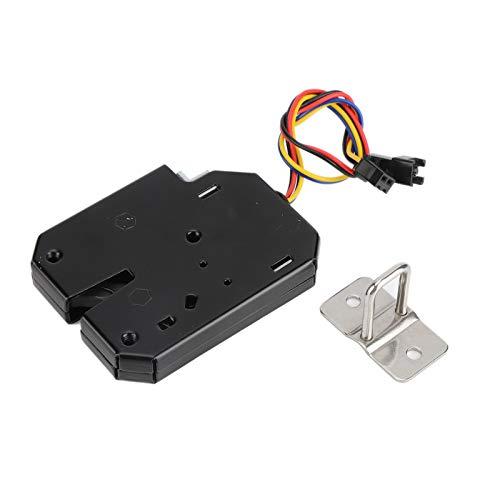 DC 12V 2A Control eléctrico electromagnético Gabinete de solenoide inteligente Armarios de...