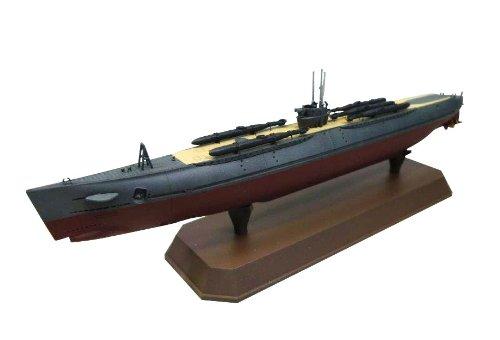 1/350 Ironclad series [steel ship] Japanese Navy Submarine I-370 Kaiten equipped warship (japan import)