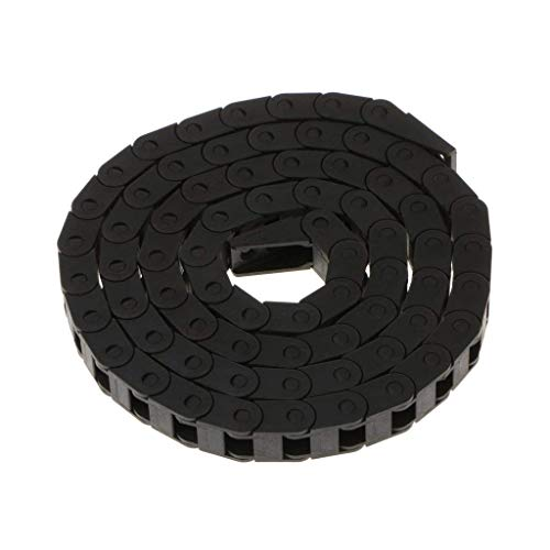 Accessories 1000 Mm Long Nylon Cable Drag Chain Towline for CNC 3D Printer Accessory 3D Printer for Home Tools