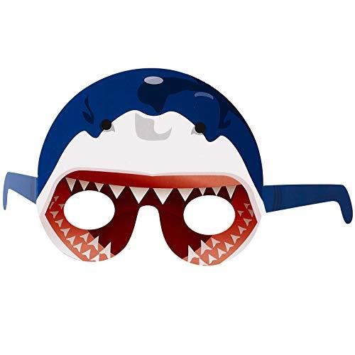 Shark Party Masks
