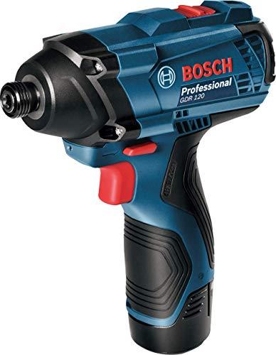 Bosch Professional Bosch Akku-Drehschlagschrauber GDR 120-LI (2x1,5Ah case) / 06019F0001, 12 V