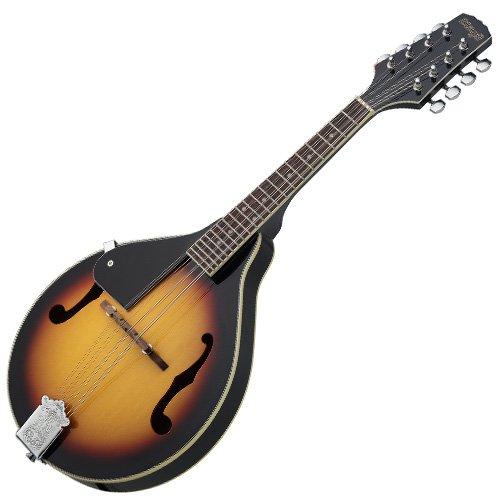 Stagg 25017782 M20 LH Top-Violin Burs Lindin Mandolin