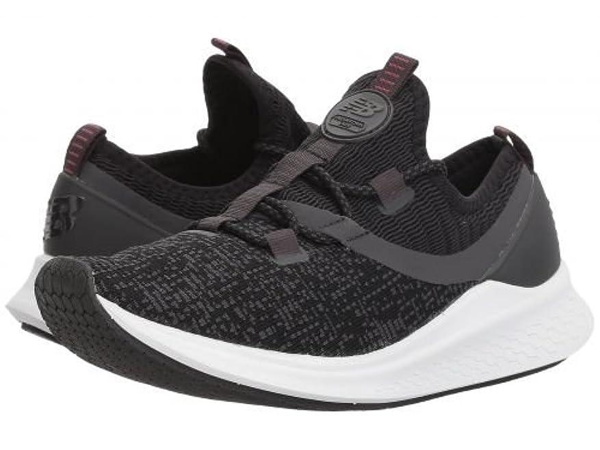 強制的妥協スカリーNew Balance(ニューバランス) レディース 女性用 シューズ 靴 スニーカー 運動靴 Fresh Foam LAZR v1 Sport - Phantom/Black/White Munsell/Dragon Fruit 9 B - Medium [並行輸入品]