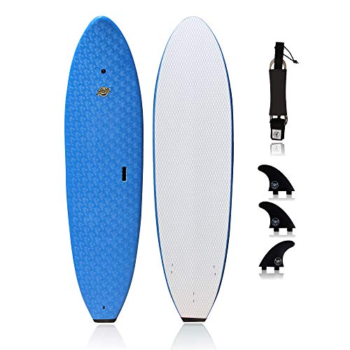 The South Bay Soft Top Surfboard
