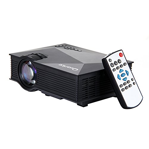 Proyector con WIFI Quarice® LED...