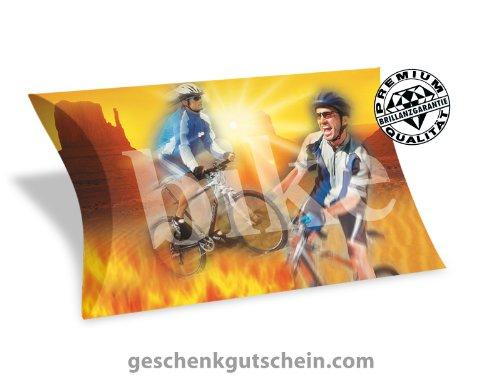 10 Stk. Premium Gutschein Boxen für Radsport und Fahrradhändler SP330, LIEFERZEIT 2 bis 4 Werktage !