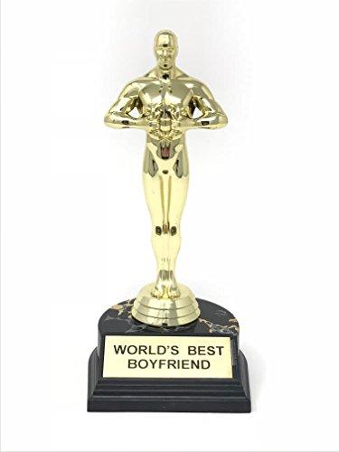 """World's Best Boyfriend Trophy-7"""""""
