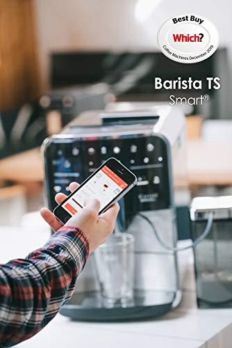 Melitta F85/0-102 Barista TS Smart Coffee Machine, 1450 W, 1.8 liters, Black