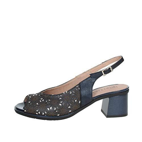 Pitillos 6170 Sandalias Mujer Azul 36