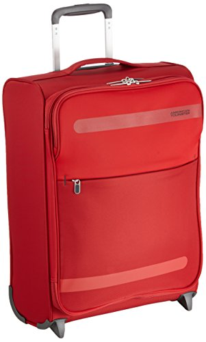 American Tourister - Herolite Super Light Upright 55/20, 55 cm, 41L, Formula Red