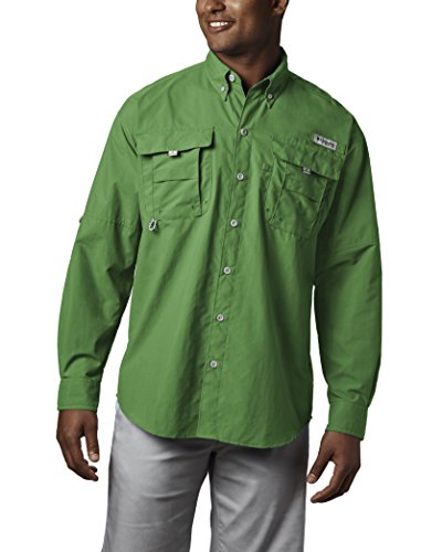 Columbia Men's PFG Bahama II Long Sleeve Shirt-Tall Camisetas atléticas, Hombre