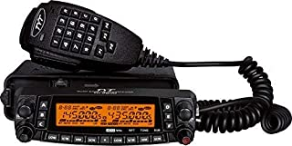 TYT TH-9800 PLUS Version Quad Band 10M/6M/2M/70CM Cross-Band 50W Mobile Transceiver Vehicle Radio Amateur Base Station, Cable/Software incl