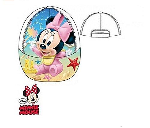 mickey ou minnie Casquette bébé Disney L'unité/Model Aléatoire * Fille/garçon * Coton (Minnie, Blanc)