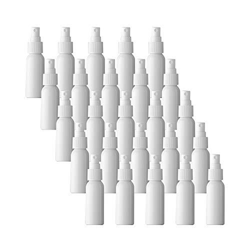 N/A Lot de 25 flacons pulvérisateurs à brume fine portable de 30 ml
