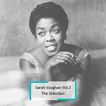 Sarah Vaughan Vol.3 - The Selection