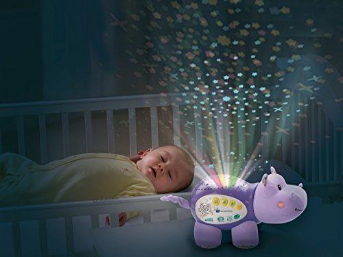 VTech Baby 80-180904 – Spieluhr – Sternenlicht Nilpferd - 5