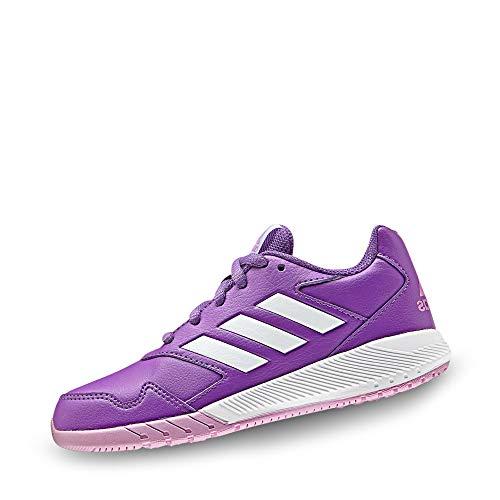 adidas Unisex-Erwachsene Altarun Fitnessschuhe, Violett (Vioray/Ftwbla/Lilcla 000), 38 2/3 EU