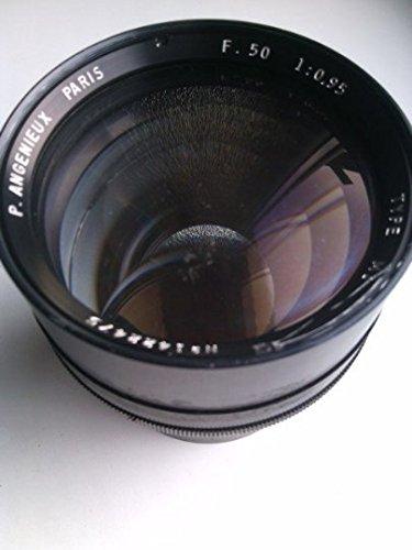 P.Angenieux Paris 50mm f/0,95