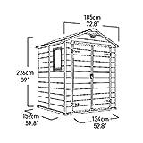Zoom IMG-2 keter casetta da giardino in