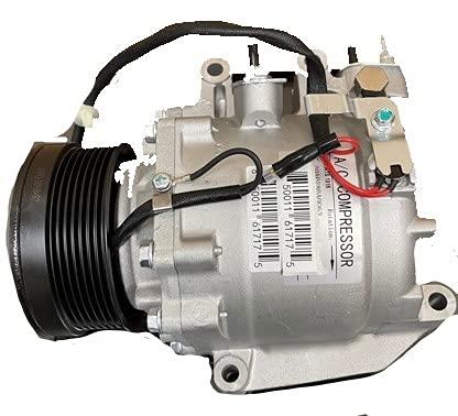 ATS 1916 New Oem Class Apollo Tech AC compressor for Honda Civic - 2006, 2007, 2008, 2009, 2010, 2011
