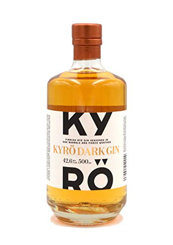 Kyrö Dark Gin 0,5l - 42,6% vol.